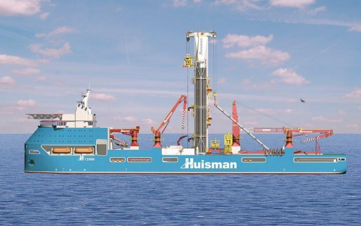 HuisDrill 12000 - Huisman Equipment