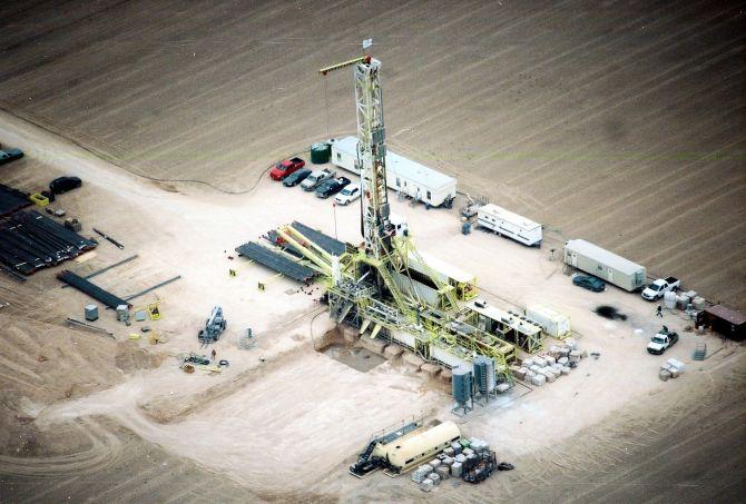 Land Drilling Rigs - Huisman Equipment