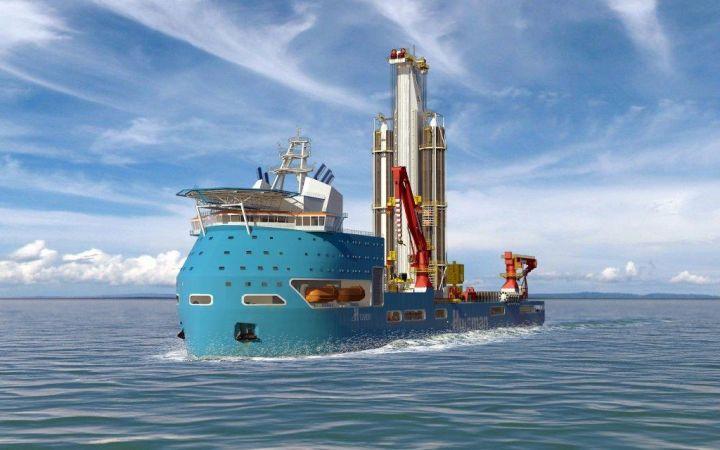 Drill Ships - Huisman Equipment